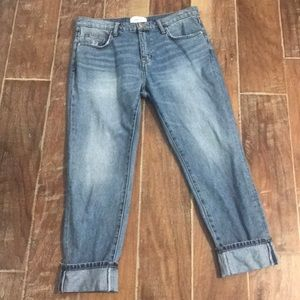 Current Elliot Boyfriend Jeans